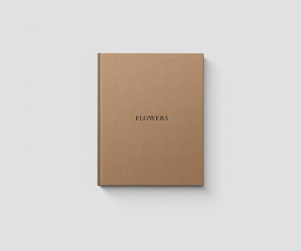 Flowers Book Cover
