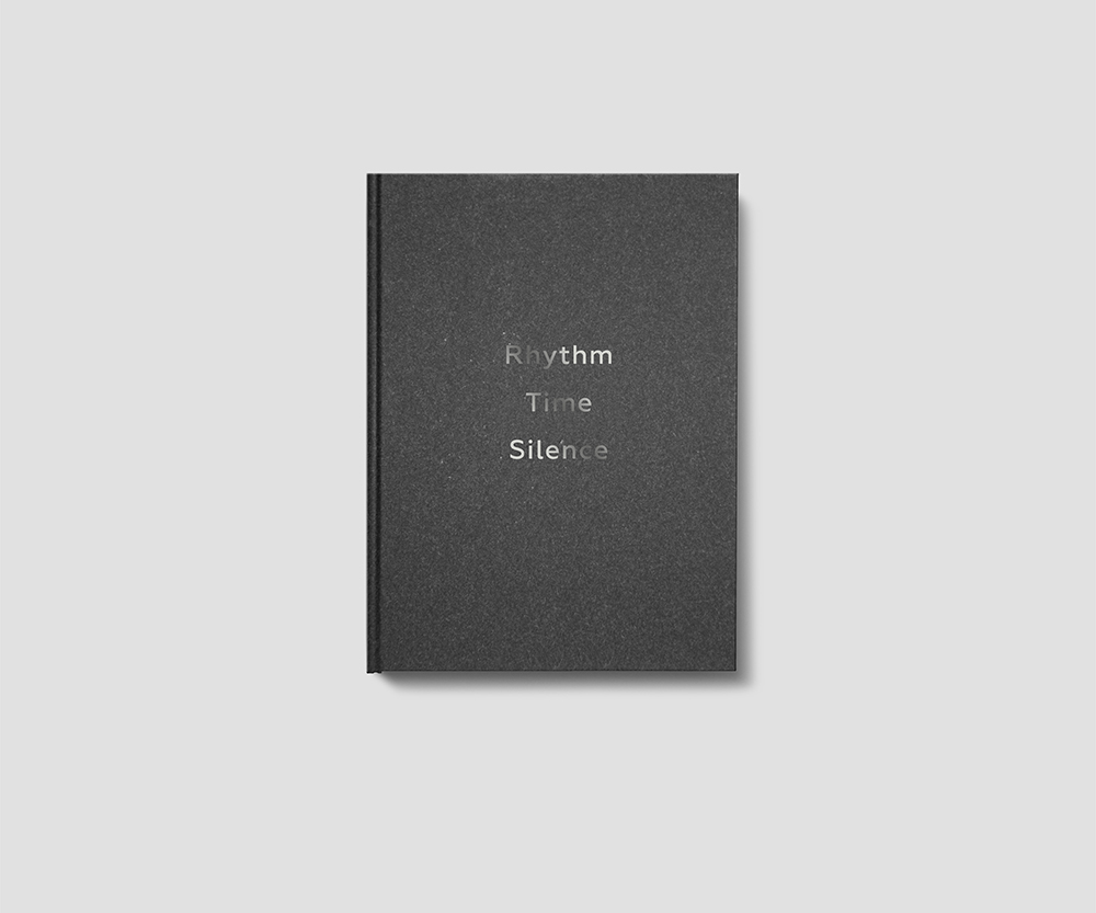 Chillida: Rhythm-Time-Silence Book Cover