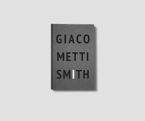 Giacometti-Smith Book Cover