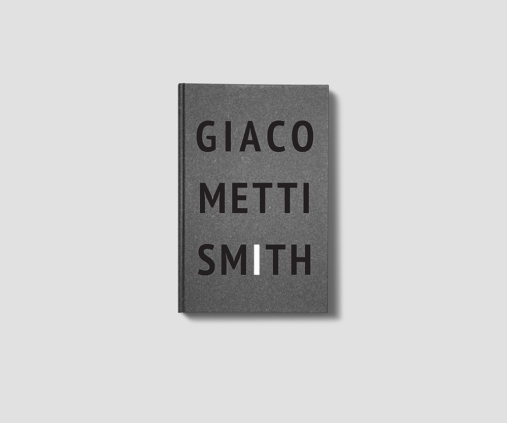 Giacometti-Smith Book Cover