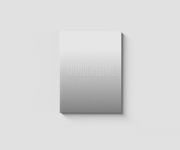 Monochrome Book Cover