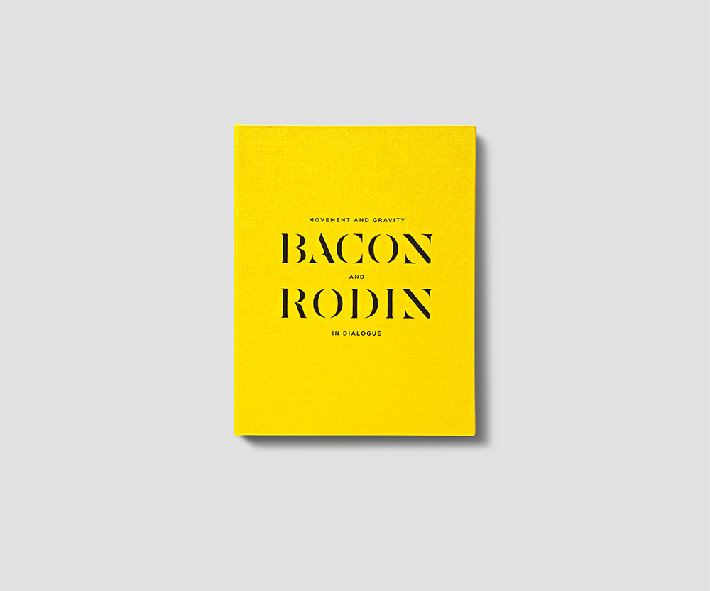 Movement and Gravity - Bacon and Rodin in dialogue Book Cover